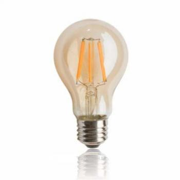Bellson Led Lamp Classic Filament A60 4W E27 Amber