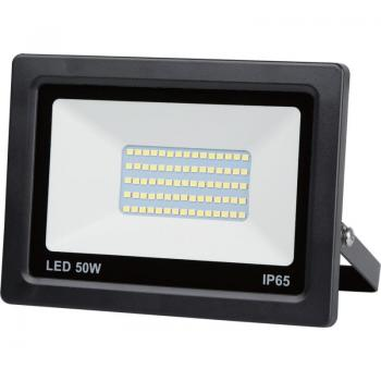 LED Floodlight 50W, 3500 Lumen, 6000K, daglicht, IP65