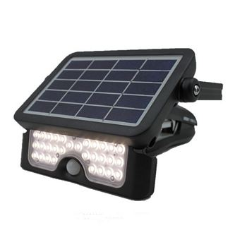 Solar LED Floodlight - Lichtopbrengst 500 Lumen