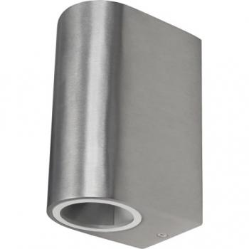 Muurlamp Aluminium IP44 McShine