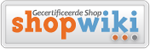 MESCADO is een ShopWiki Gecertificeerde Shop
